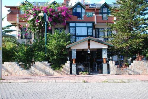 Kemer Kutberk Hotel ulaşım