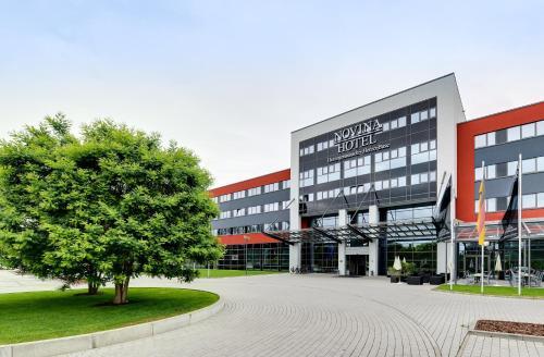 Bild des Novina Hotel Herzogenaurach Herzo-Base