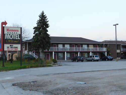 Kenora Motel - Windsor, ON N9C 2L5