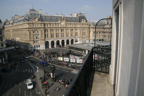 Hotel Bellevue Saint-Lazare photo 17