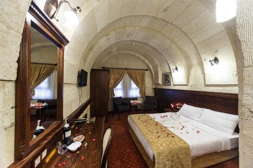 Ortahisar Burcu Kaya Hotel indirim