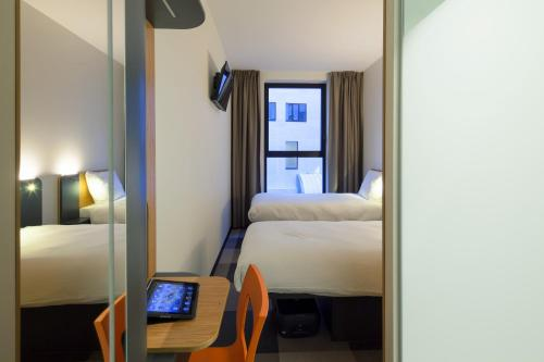 easyHotel Brussels City Centre photo 71
