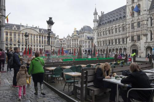easyHotel Brussels City Centre photo 107