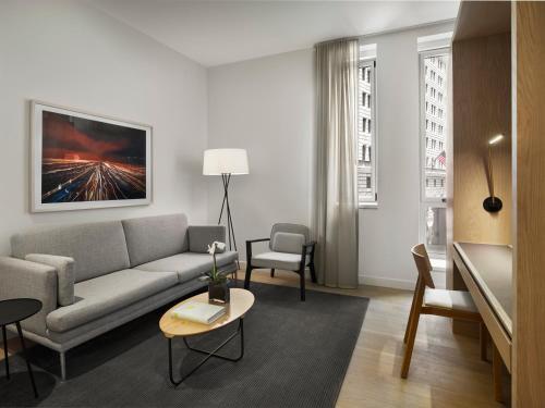 84 William Street, New York, NY 10038, United States.
