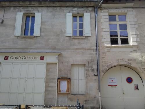 Carr Cardinal  Chambre DHtes  Rue De La Rpublique