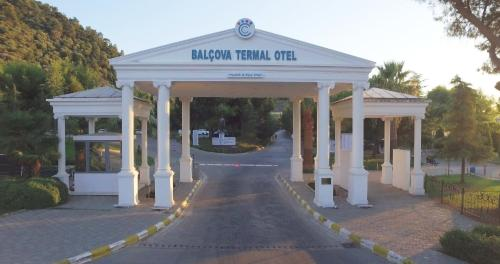 Izmir Balcova Termal Hotel yol tarifi