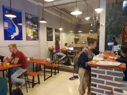 Hanoi Backpackers Hostel photo 29