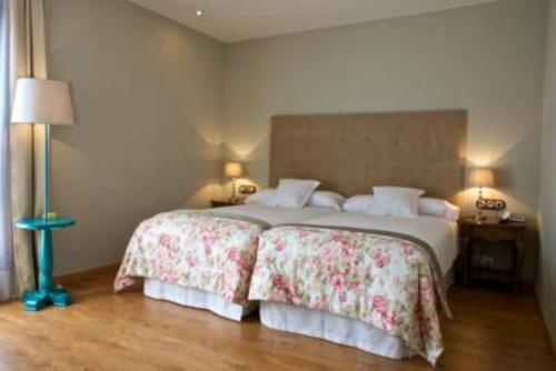 Deluxe Doppel-/Zweibettzimmer - Einzelnutzung Hotel Villa Monter 43