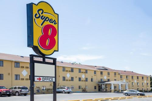 Hotel Super 8 by Wyndham Great Falls MT