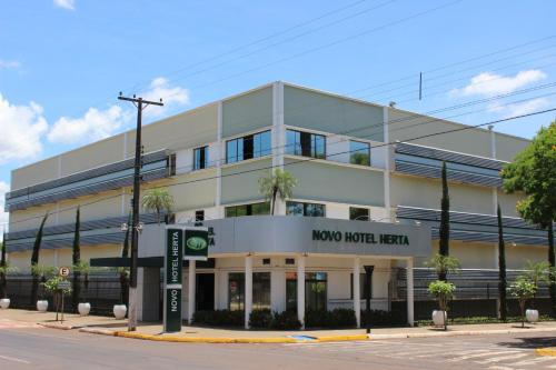 Foto de Novo Hotel Herta