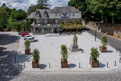 Hotel Du Chateau Photo