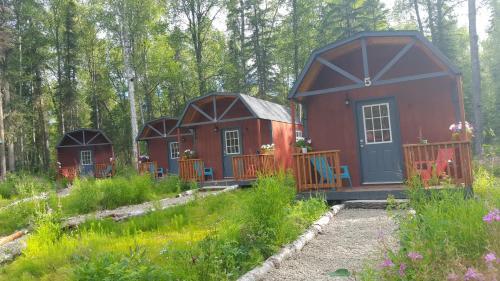 Dave Fish Alaska Lodging - Talkeetna, AK 99676