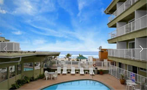 Surfer Beach Hotel - San Diego, CA 92109