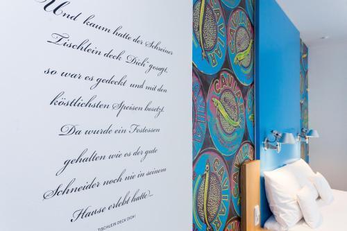 GRIMM's Hotel Mitte photo 21