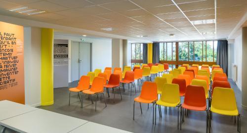 Centre International de Séjour André Wogenscky