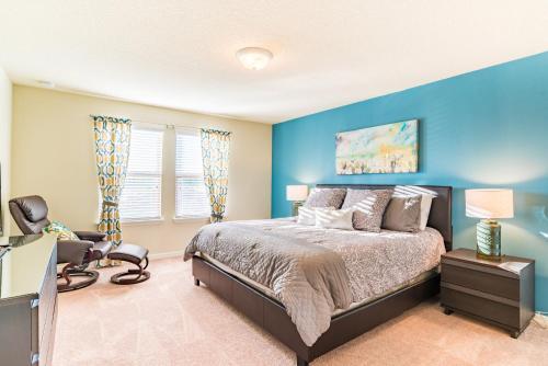 Beautiful Windsor Villa - Orlando, FL 34747