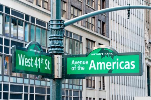 120 W 41st St, New York, NY 10036, United States.