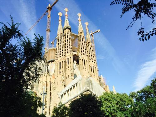 Apartment Bright Sagrada Familia photo 28