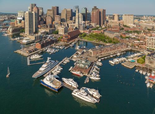 Boston Yacht Haven Photo
