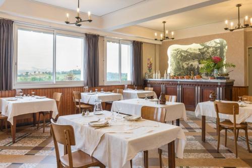 Hotel Restaurant Le Bellevue