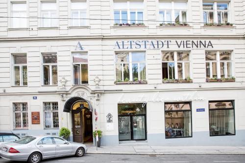 hotel altstadt review vienna austria travel. Black Bedroom Furniture Sets. Home Design Ideas