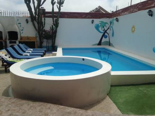 Hostal Brisas del Mar Photo
