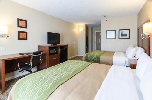 Comfort Inn Wytheville Photo