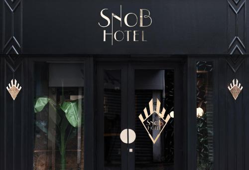 Snob Hotel by Elegancia photo 32