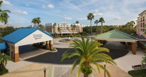 Fairfield Inn & Suites by Marriott Orlando Lake Buena Vista in the Marriott Village photo 23