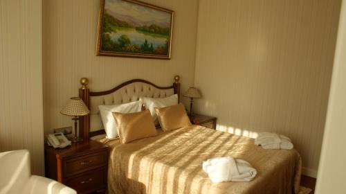 Отель Qobuland