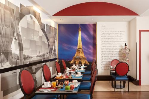 Hôtel Waldorf Trocadéro photo 17