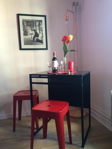 Le rouge et le noir à Opera photo 4