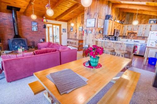 Thundering Brook Chalet Photo