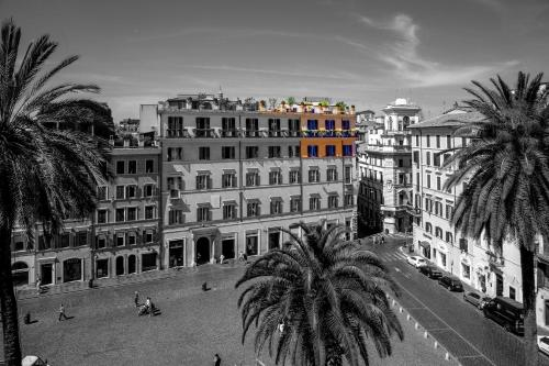 The Inn at the Spanish Steps-Small Luxury Hotels photo 52