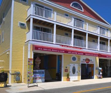 Atlantic Sands Hotel Hampton In Nh