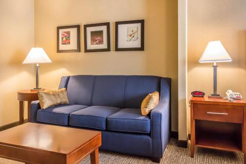 Comfort Suites Norwich Photo