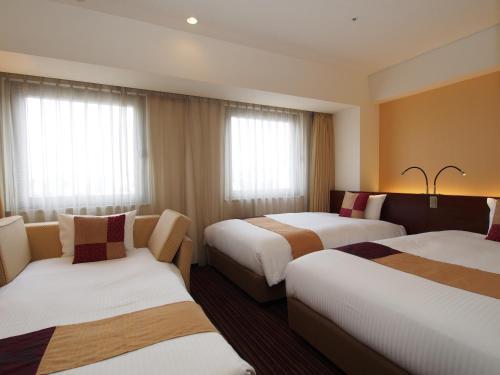 Hotel Keihan Asakusa photo 31