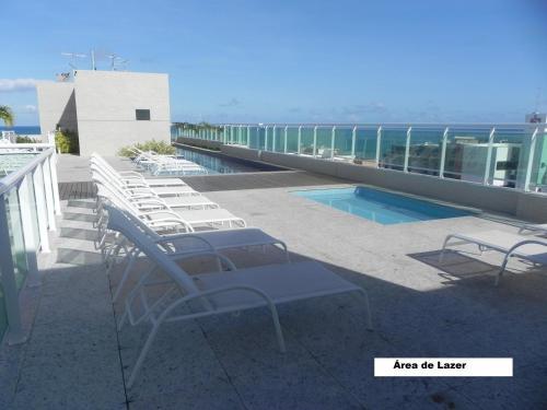 HotelApartamento JTR Praia de Jatiuca