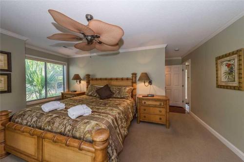 Greens - Three Bedroom Condo - 125 - Hilton Head Island, SC 29928