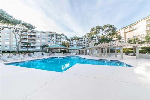 Hampton - Two Bedroom Condo - 6107 - Hilton Head Island, SC 29928