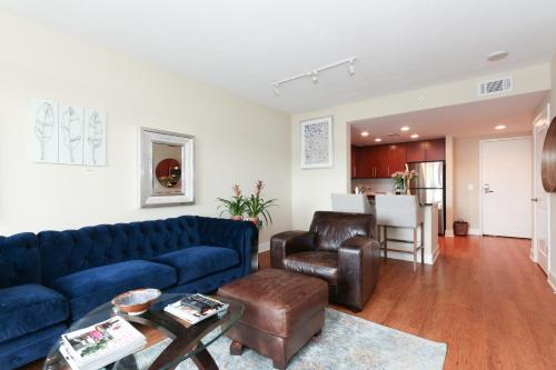 Hotel Luxury 2 Bed Apartment with Capitol View