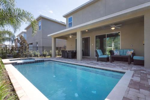 The Encore Club At Reunion - Five Bedroom Villa - Ec050 - Kissimmee, FL 34747