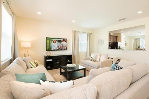 The Encore Club At Reunion - Six Bedroom Home - Ec071 - Kissimmee, FL 34747