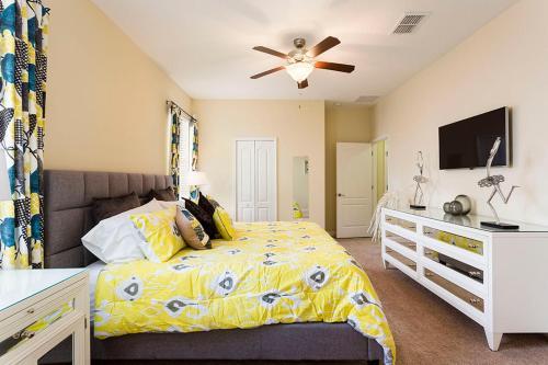 Champions Gate - Eight Bedroom Home - Cg006 - Davenport, FL 33896
