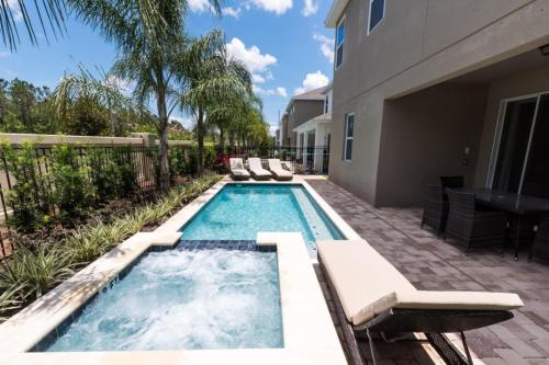 The Encore Club At Reunion - Eight Bedroom Home - Ec094 - Kissimmee, FL 34747