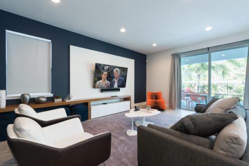 The Encore Club At Reunion - Five Bedroom Villa - Ec098 - Kissimmee, FL 34747
