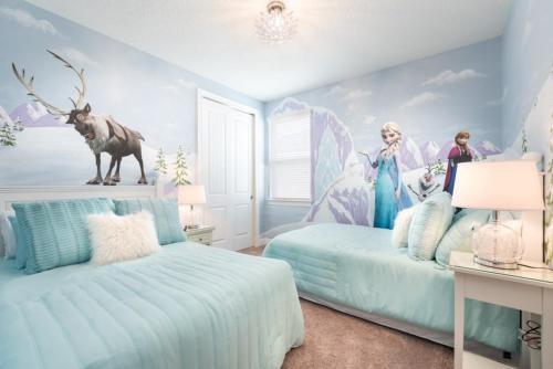 The Encore Club At Reunion - Six Bedroom Home - Ec020 - Kissimmee, FL 34747