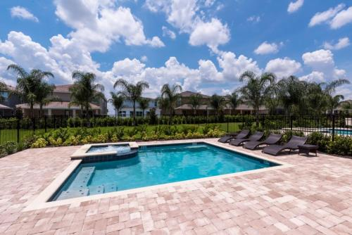 The Encore Club At Reunion - Six Bedroom Home - Ec123 - Kissimmee, FL 34747