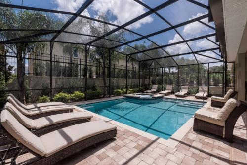 Encore Club At Reunion - Ten Bedroom Villa - Ec021 - Kissimmee, FL 34747