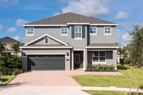 The Encore Club At Reunion - Six Bedroom Home - Ec022 - Kissimmee, FL 34747